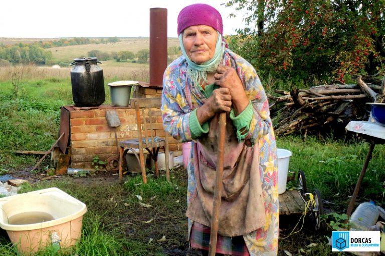 Благодаря поддержке Группы компаний «Дикси» пенсионеры получат горячее питание