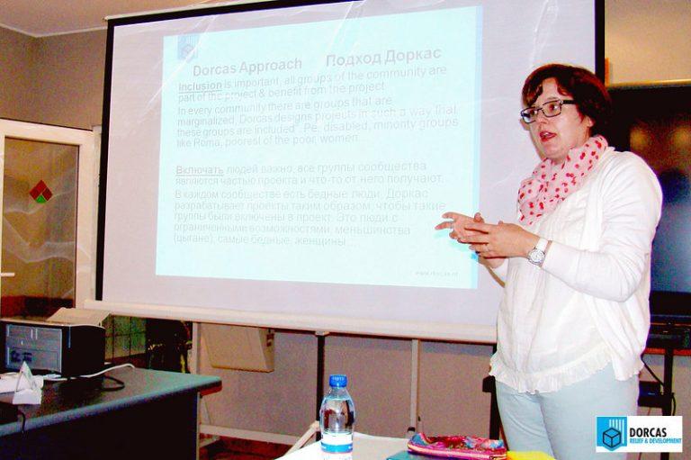 Наташа Грот рассказывает о теории изменений