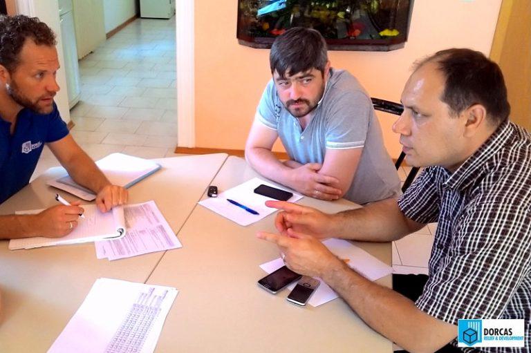 Обсуждение выполнения проекта во Владикавказе
