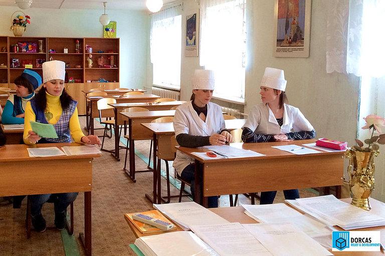 Участники проекта проходят профессиональное обучение в Ростовской области